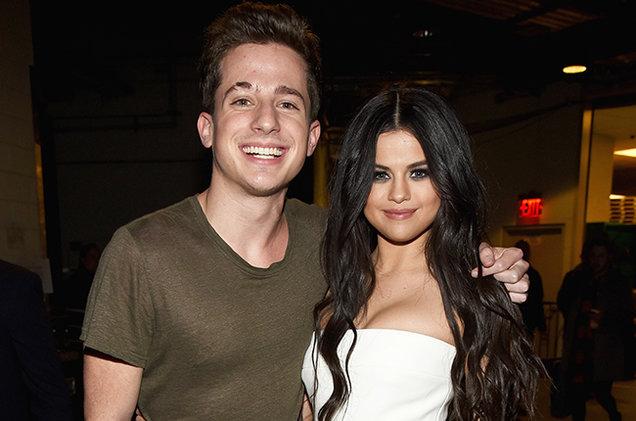 Selena Gomez and Charlie Puth