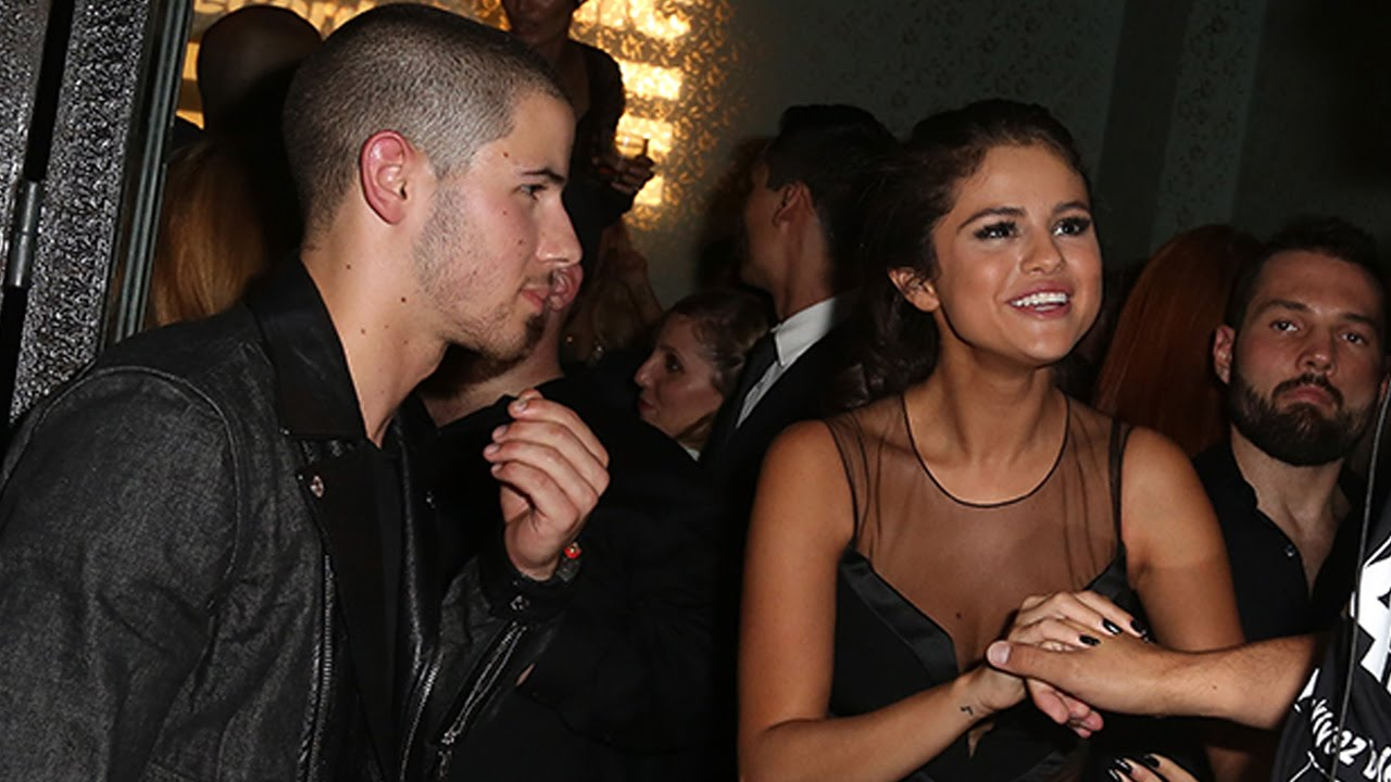 Selena Gomez and Nick Jonas