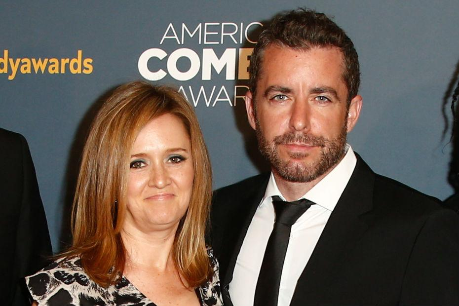 Samantha Bee husband- Jason Jones