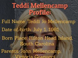 Teddi Mellencamp Net Worth