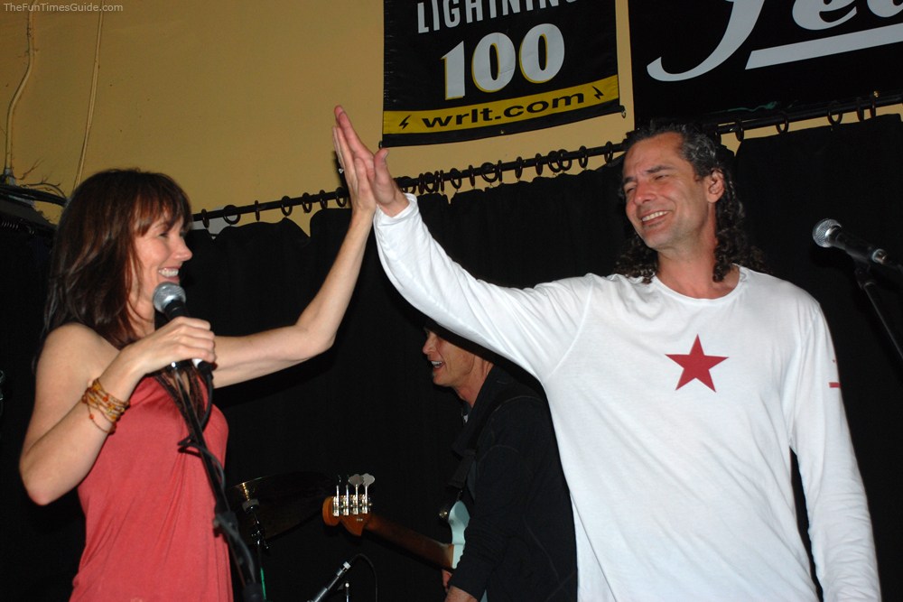 Lari White Husband-Chuck Cannon