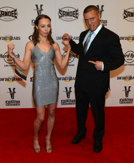 Rose Namajunas husband- Pat Berry