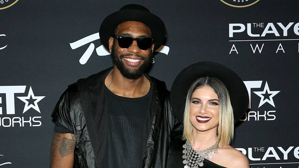 Rasual Butler wife-Leah LaBelle