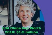 Edd China Net Worth