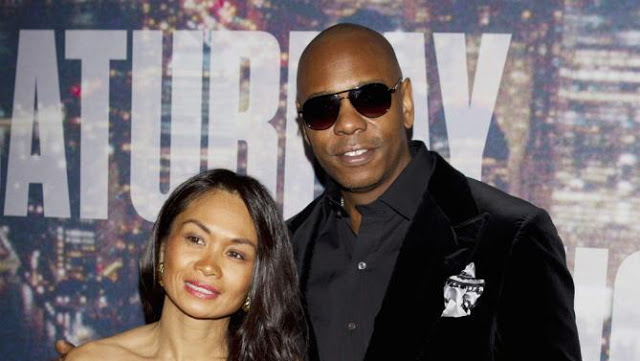 You Who is dave chappelle asian wife really