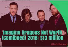 Imagine Dragons Net Worth