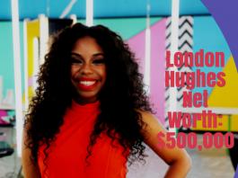 London Hughes Net Worth