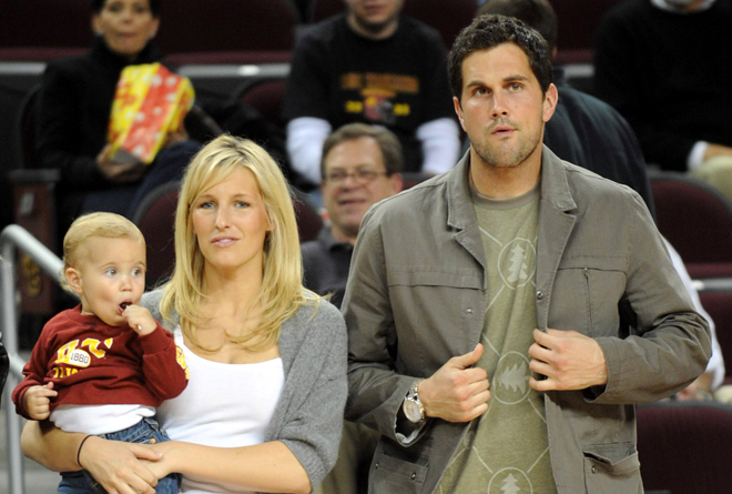 Brynn Cameron and Matt Leinart
