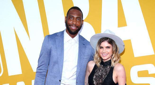 Leah LaBelle Husband- Rasual Butler
