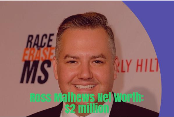 Ross Mathews Net Worth