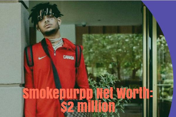 Smokepurpp Net Worth