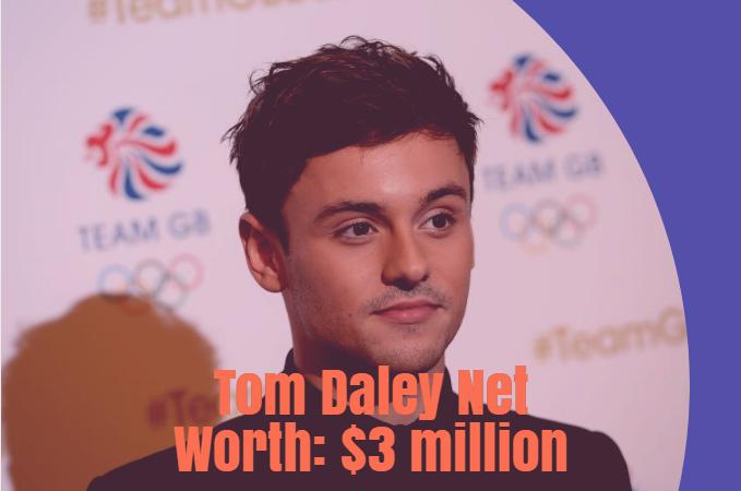 Tom Daley Net Worth