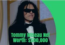 Tommy Wiseau Net Worth