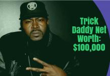 Trick Daddy Net Worth