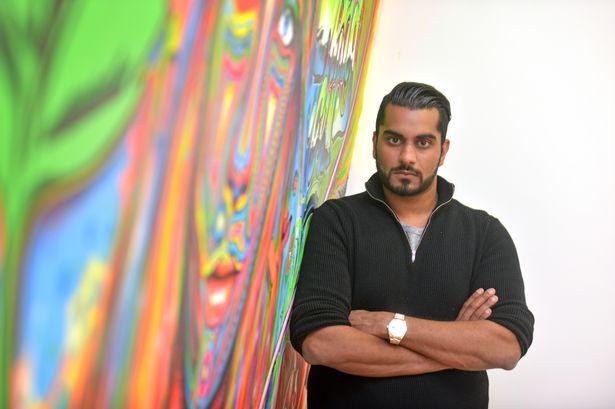 Umar Kamani Net Worth