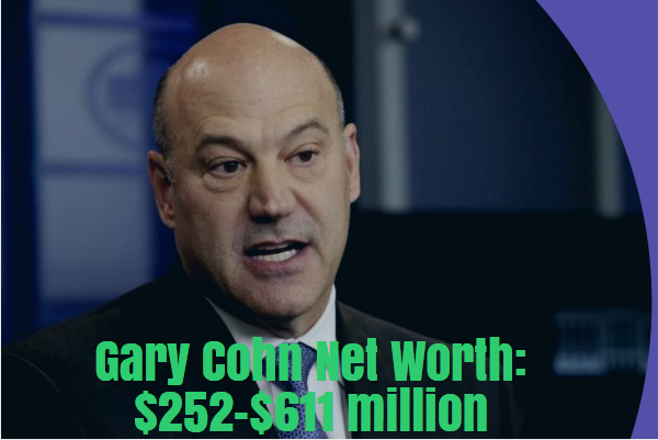 Gary Cohn Net Worth