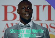 Stormzy Net Worth
