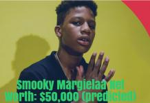 Smooky Margielaa Net Worth