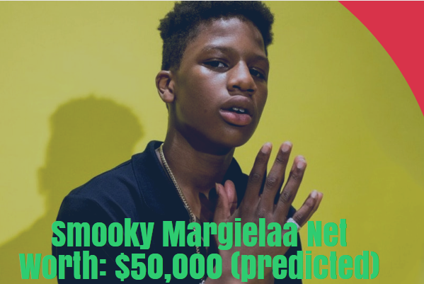 Smooky Margielaa Net Worth