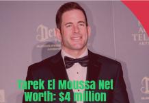 Tarek El Moussa Net Worth