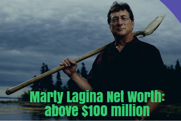 Marty Lagina Net Worth