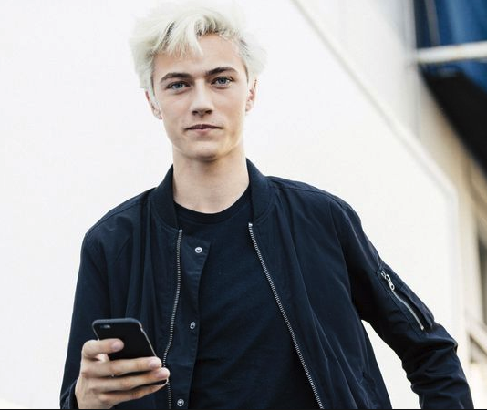 Lucky Blue Smith Hottest Models