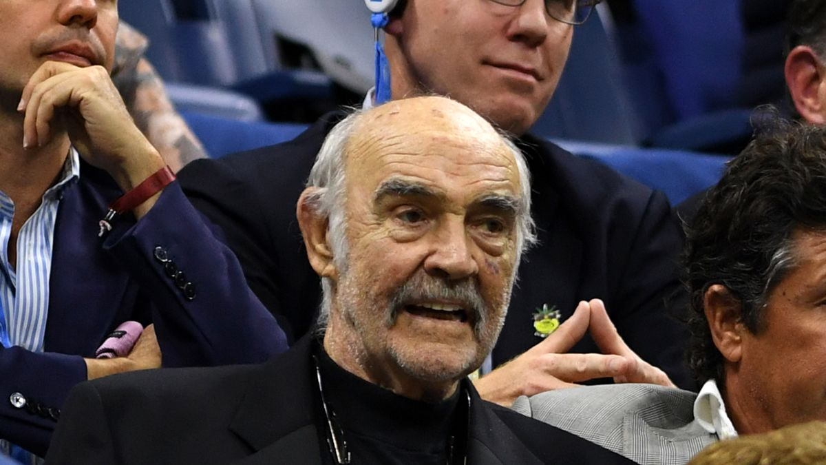 Sean Connery | A Most Handsome Man